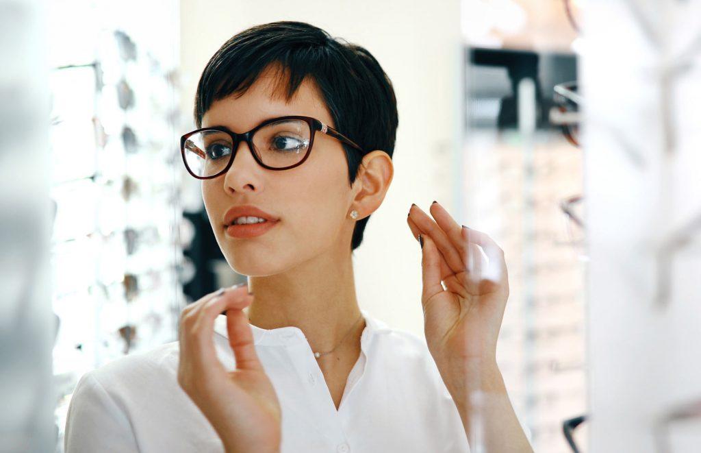 accaparramento come merce rara eccezionale gamma di stili all'ingrosso online Montatura Nuova? Di che materiale scegliere l'occhiale che ...