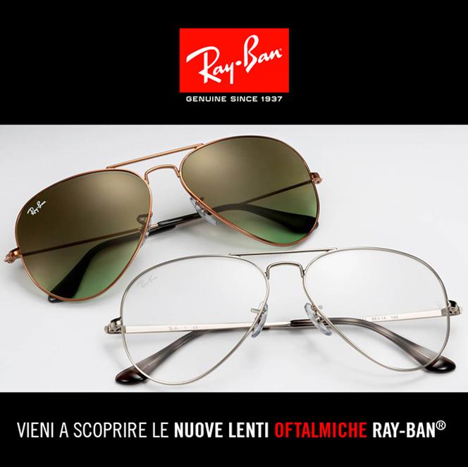 design di qualità 2175f 611bf SCOPRI SUBITO I VANTAGGI DELLE LENTI OFTALMICHE RAY-BAN! - Walter ...