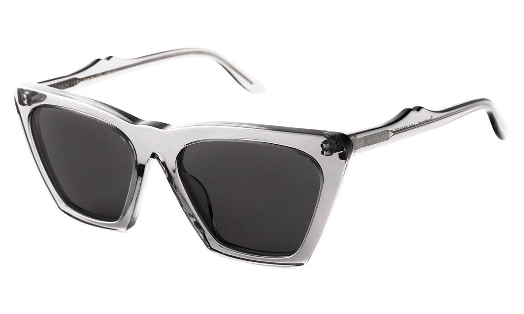 prima clienti il più economico raccolta di sconti Illesteva Lisbon Sunglasses (Grey)